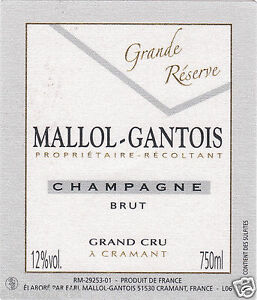 6-BOTTLES-CHAMPAGNE-BRUT-GRAND-CRU-GRAND-RESERVE-MALLOL-GANTOIS-CRAMANT-B-de-B