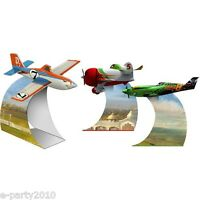 Disney Planes Mini Centerpieces (3) Birthday Party Supplies Table Decorations