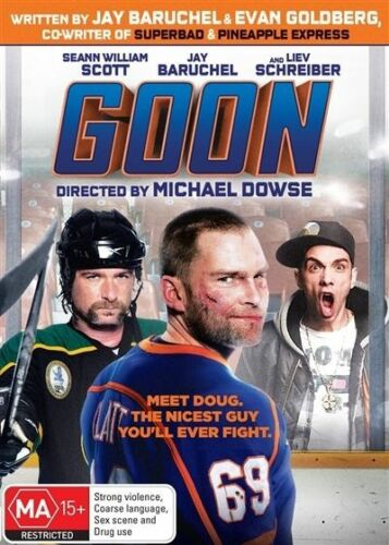 1 of 1 - Goon (DVD, 2012) - Pal - MINT