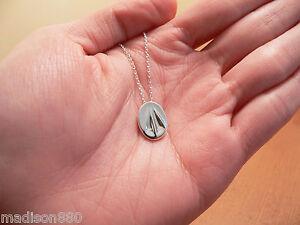 ce7763736ff44 Details about Tiffany & Co Silver Peretti Libra Zodiac Necklace Pendant  Chain Charm Rare!