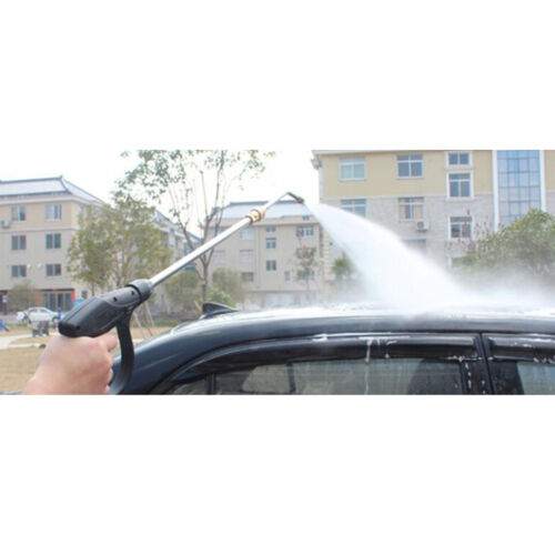 1//4/'/' Pressure Washer Wash Nozzle 30 Degree Angled Lance Extension 20 cm