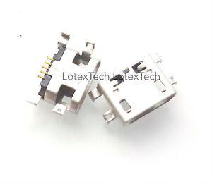 Medion-LifeTab-E7310-E7318-Micro-Carga-USB-Enchufe-Cargador-Puerto-Conector