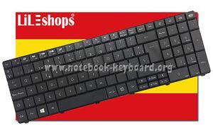 Teclado-Espanol-Original-Packard-Bell-Easynote-Model-Q5WTC-Z5WT3-Z5WTC-Nuevo