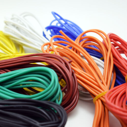 1M//3.3ft 18AWG Flexible Soft Silicone Wire Tin Copper RC Electronic Cable 8Color