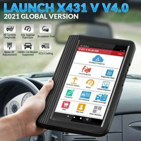 Launch X431 PRO V v4.0 (2021 new model) *2 years free online update