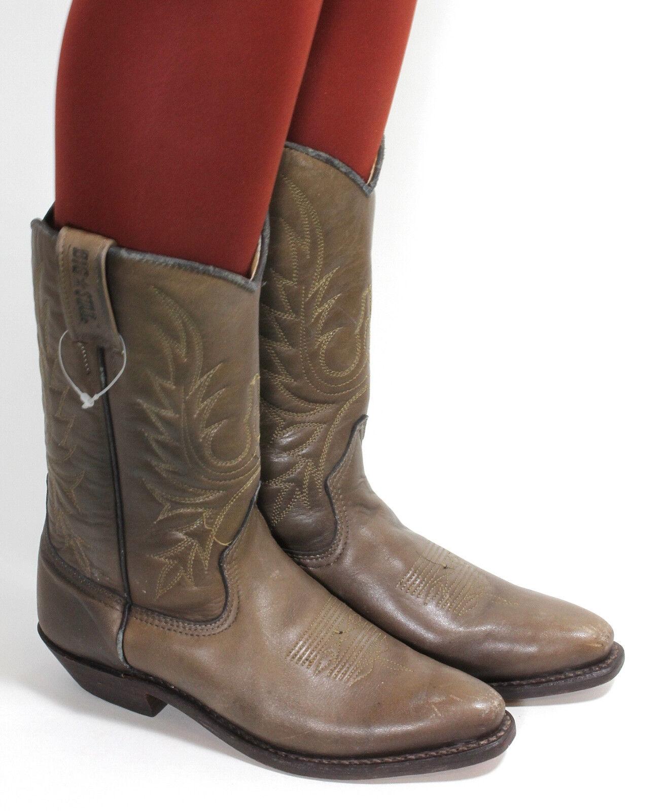 Westernstiefel Cowboystiefel Catalan Style Line Line Style Dance Texas Stiefel 38 d0e1d4