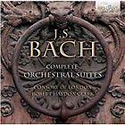 Johann Sebastian Bach - Bach: Complete Orchestral Suites (2012)