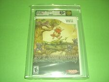 Ivy the Kiwi BRAND NEW & Factory Sealed VGA 85+ for Nintendo Wii! GOLD