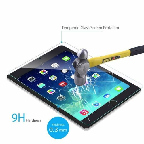 2x Tempered Glass LCD Film Screen Protector Guard for Apple iPad 2 3 4