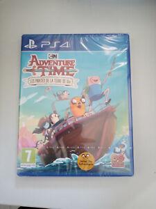 adventure-time-les-pirates-de-la-terre-de-Ooo-playstation-4-ps4-ps-4-neuf