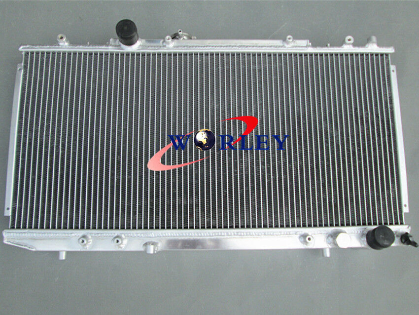 FOR 90-93 CELICA ST185 3S-GTE 5S-FE MT 2-ROW//CORE FULL ALUMINUM RACING RADIATOR
