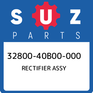 32800-40B00-000-Suzuki-Rectifier-assy-3280040B00000-New-Genuine-OEM-Part