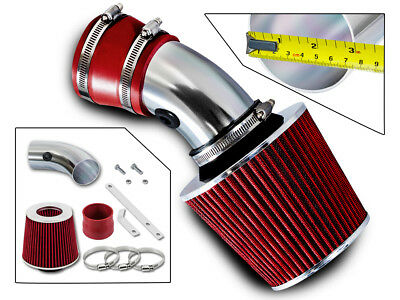 "BLUE 04-08 Grand Prix 3.8 V6 Short Ram Air Intake Induction Kit Filter 3/"""