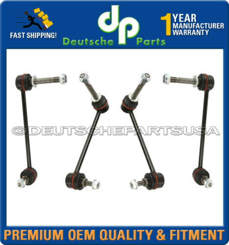 REAR Stabilizer Sway Bar Drop Links LEFT Porsche 986 BOXSTER FRONT RIGHT 4