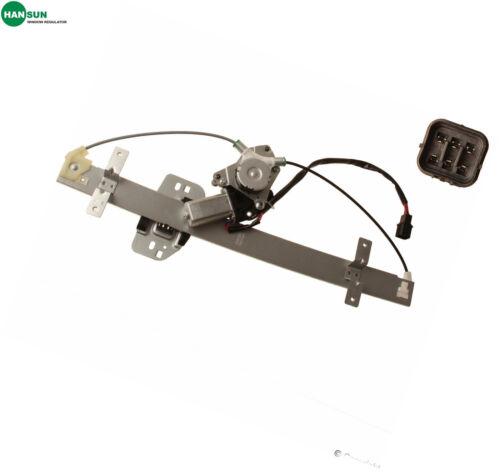 For Honda Ridgeline 3.5L V6 Front Left Power Window Motor /& Regulator 8836 0930