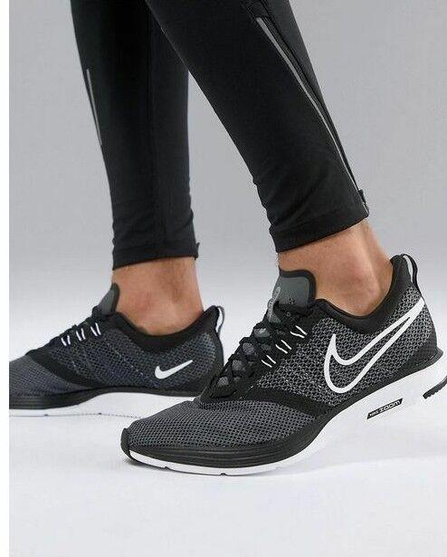 Nike Air Zoom Pegasus 32 Flash Pack Black White Mens Running