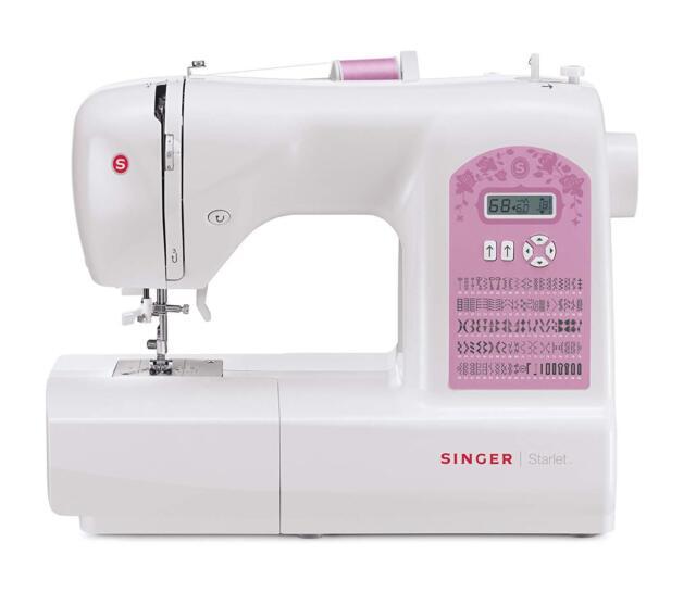 SINGER 40 Starlet Electronic Sewing Machine EBay Extraordinary Singer Electronic Sewing Machine
