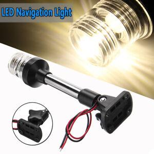Marine-Boat-Pontoon-Adjustable-Fold-LED-Navigation-Stern-Anchor-Pole-Light-9-1-2
