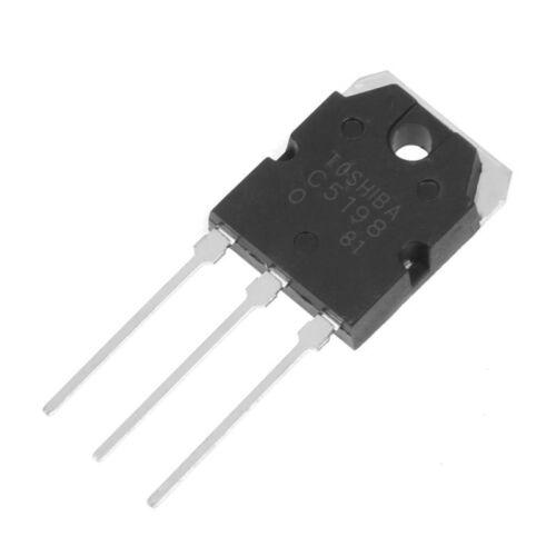 C5198 10A 200V Hochfrequenzleistungsverstaerker SiliziumtransistorF6 2 x A1941
