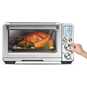 Breville BOV900BSS The Smart Oven Air Convection Oven, Large, Silver