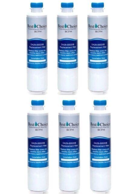 2x GENUINE SAMSUNG DA29-00020B Cadre analytique d/'Harvard-CIN//EXP filtre à eau pour Samsung Réfrigérateur