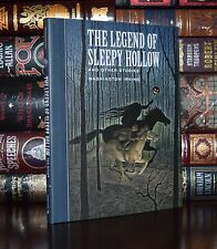 The Legend of Sleepy Hollow by  W. Irving Unabridged New Illustrated Hardcover
