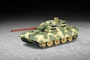 TRU07121-Trumpeter-1-72-German-E-100-Super-Heavy-Tank