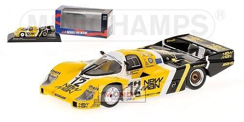 Porsche 956 Nuovoman Merl Le Mans 1983 1:43 430836512 Modellino