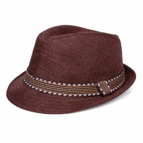 Hat Boys Fedora Cap Hats Toddler Infant Sun Caps Classic Style Stylish