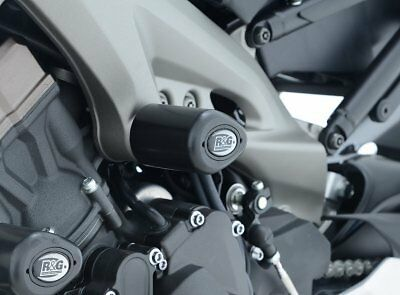 Mid//Rear to fit Yamaha MT-09 2013-2017 R/&G Racing Aero Crash Protectors