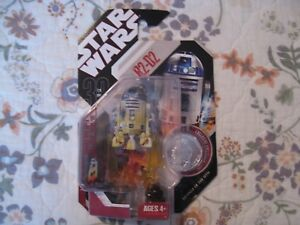 R2-D2 #04  w// SILVER COIN STAR WARS 30th ANNIVERSARY