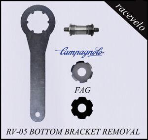 Tretlagerschlussel-herramienta-Campagnolo-interior-campamento-herramienta-fag-SKF-mirage-Veloce