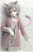 1/4 BJD doll Cheshire Cat _boy human body FREE FACE UP+EYES