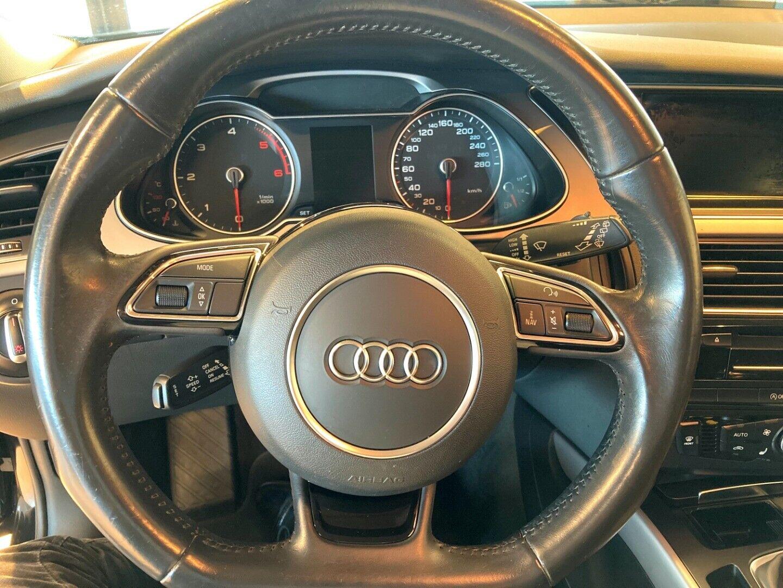Audi A4 2,0 TDi 150 Avant - billede 8