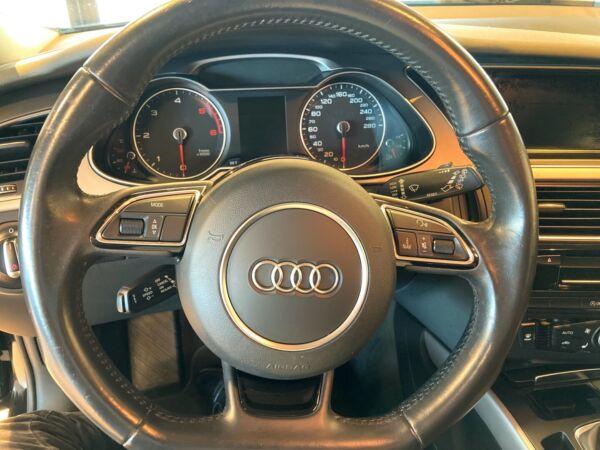 Audi A4 2,0 TDi 150 Avant billede 8