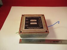 Barnes Engineering Infrared Optics Preamplifier Ir Detector As Pictured Ampag A 04