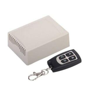 4CH-Channel-433MHZ-RF-Wireless-Remote-Control-Transmitter-amp-Receiver-HG404PC-4