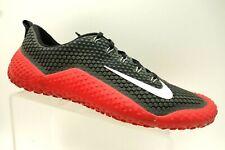 348ca4d251af item 3 Nike Free Trainer 1.0 Black Red Lace Up Running Training Shoes Men s  12.5 -Nike Free Trainer 1.0 Black Red Lace Up Running Training Shoes Men s  12.5