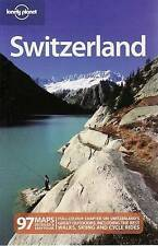 Lonely Planet Switzerland (Country Travel Guide)-ExLibrary