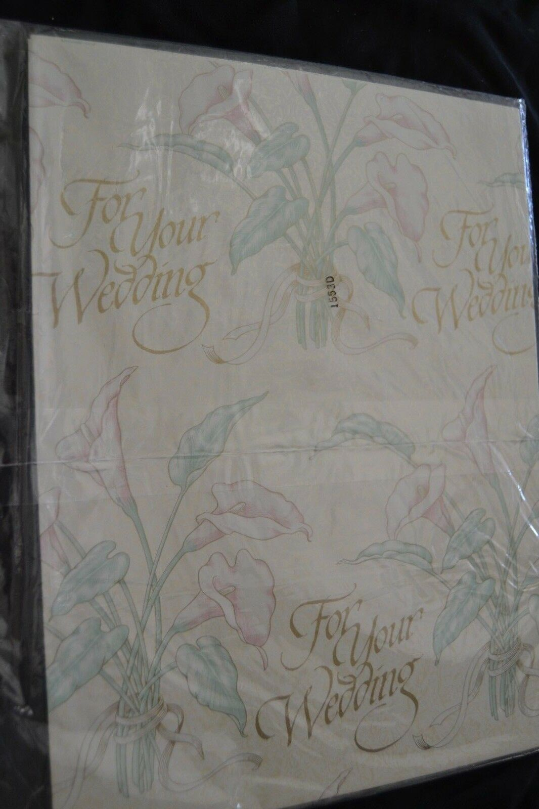 Vintage Paper For Your Wedding Gift Wrap American Greeting Lily