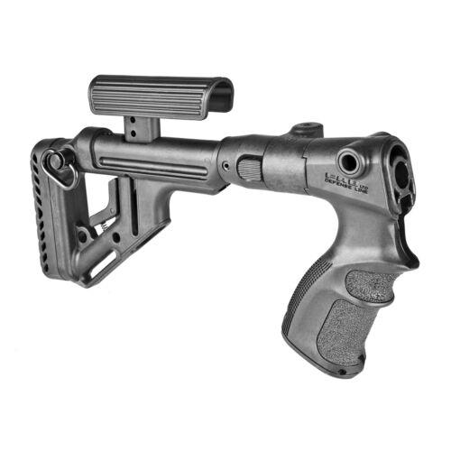 FAB Defense REMINGTON 870 solid Polymer FOLDING BUTTSTOCK w// CHEEK REST UAS-870