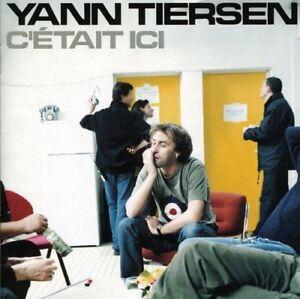 YANN-TIERSEN-034-C-039-ETAIT-ICI-LIVE-BEST-OF-034-2-CD-NEU