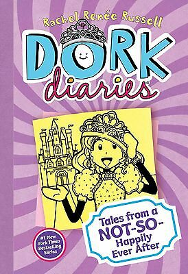 Dork Diaries 8: Tales from a Not-So-Happily by Rachel Renée Russell (Hardcover)