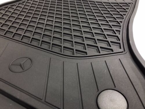 Mercedes Benz Allwetter Fussmatten Gummimatten E-Klasse W//S 213 2-tlg