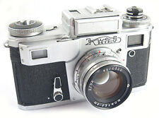 KIEV 4M Russian Contax Copy Camera EXCELLENT JUPITER-8M Lens #8016468