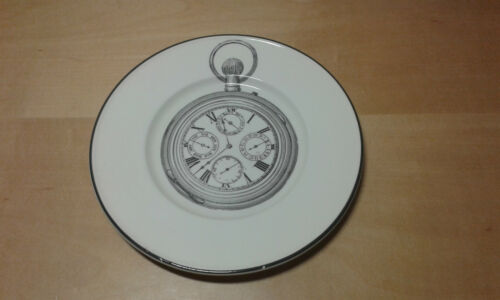 Used in store PLATE DECORATION LUNEVILLE Decorated Item For collectors