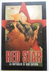 Gosset-Red-Star-La-Battaglia-di-Kar-Dathra-vol-unico-NUOVO-76-Magic-Press