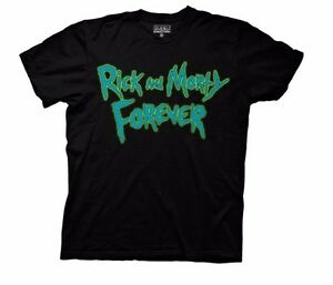 Rick-And-Morty-Forever-Licensed-Adult-T-Shirt