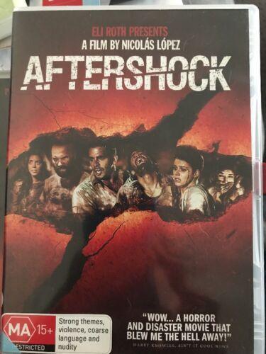 1 of 1 - Aftershock (DVD, 2013) Like New, Ex Rental - Free Post!