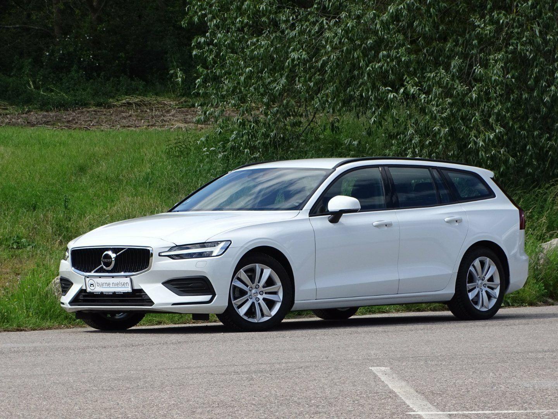 Volvo V60 2,0 D4 190 Momentum aut. - billede 0